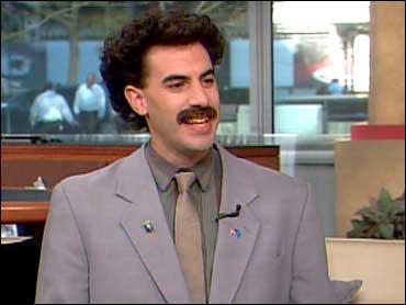 84452b2ce46 Cohen Sued By 'Borat' Participants - CBS News