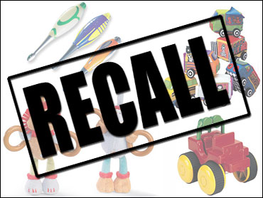 Another Huge Recall Of Chinese Made Toys Cbs News