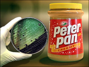 Roof Leak Blamed For Tainted Peanut Butter Cbs News