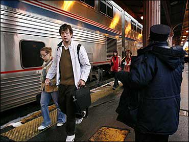 Why Amtrak Can't Run Trains On Time - CBS News