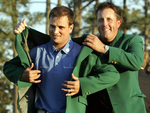 2007 Masters Golf Tournament - CBS News