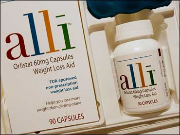 All About Alli The Weight Loss Pill Cbs News