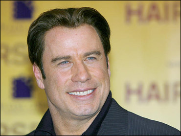 Travolta's Son Dies In Accident - CBS News