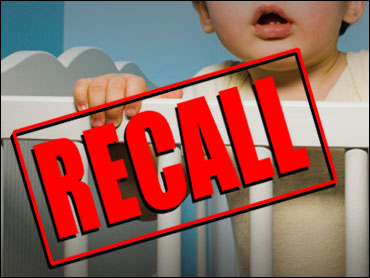 1 Million Chinese Made Cribs Recalled Cbs News