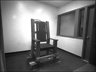 Cool Nebraska Electric Chair Is Torture Cbs News Cjindustries Chair Design For Home Cjindustriesco