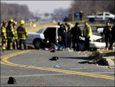 Maryland Drag Race Crash Kills 8 Fans - CBS News