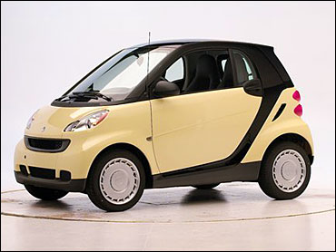 Smart Car Is Safe Too Study Says
