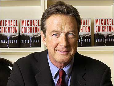 Image result for michael crichton
