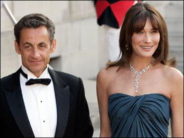 Splitsville For Sarkozy And Carla Bruni Cbs News