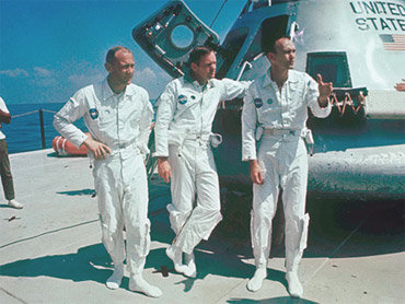 Should the Apollo 7 Astronauts have been blackballed
