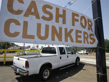 Cash For Clunkers >> Cash For Clunkers Bad For Environment Cbs News