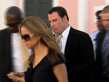 Travolta Admits Late Son Had Autism - CBS News