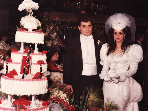 Young Mother Of The Bride: A Gotti Wedding