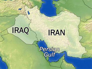 Iraq Iranian Troops Seized Oil Well Cbs News