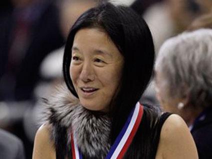 Nancy Kerrigan - Vera Wang on Ice - Pictures - CBS News