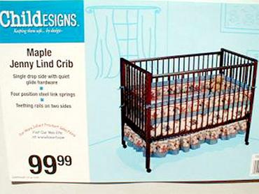 Generation 2 Worldwide Cribs Recalled Cbs News