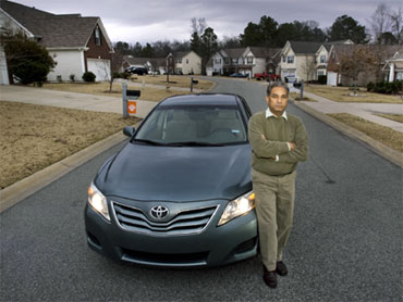 Toyota S 2010 Camry Added To Recall List