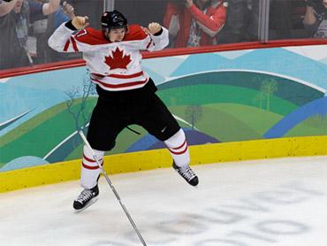 lowest price 75b2b 8316f Sidney Crosby's Olympic Stick, Glove Found - CBS News