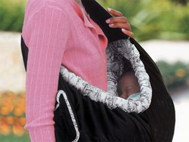 43a6152b76a CPSC Warns of Baby Sling Dangers - CBS News