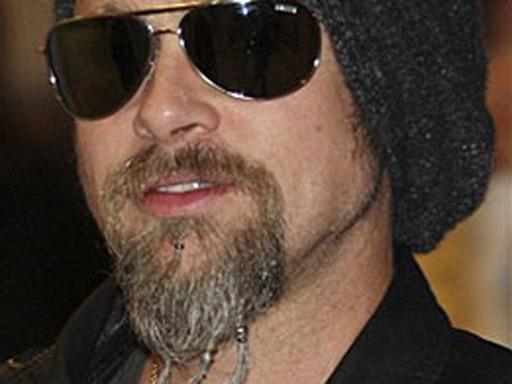 Hair Style With Beard: Bearded Celeb Style