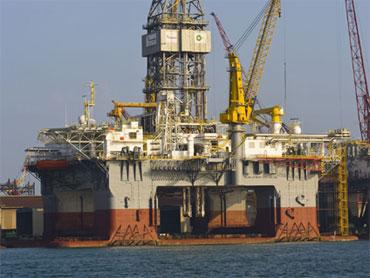 Bad Cement Jobs Plague Offs Oil Rigs