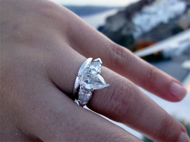 More Wives Look To Upgrade Engagement Rings