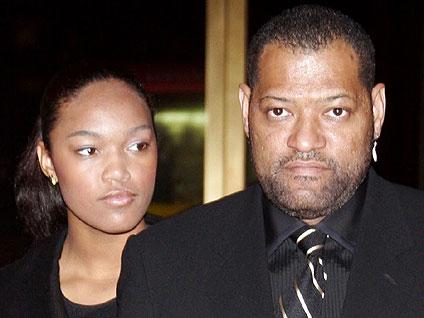 Laurence fishburne daughter sex tape
