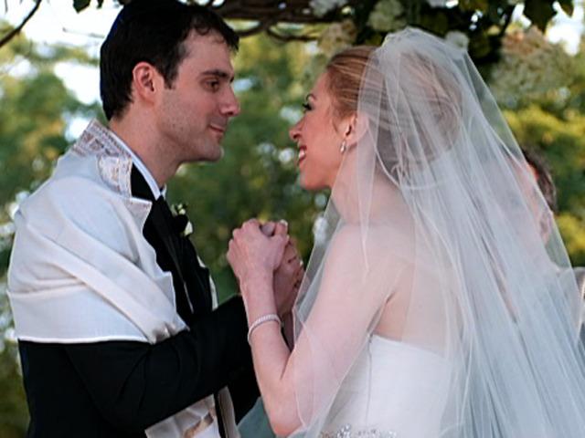 Chelsea Clinton Wedding Day Secrets - CBS News
