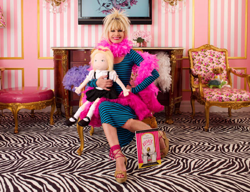 Betsey Johnson Channels Eloise For Plaza Hotel Suite Cbs News