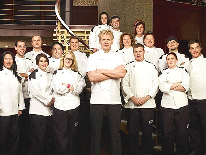 Hell S Kitchen Season 8 Episode 2 Raj In Hot Water Cbs News