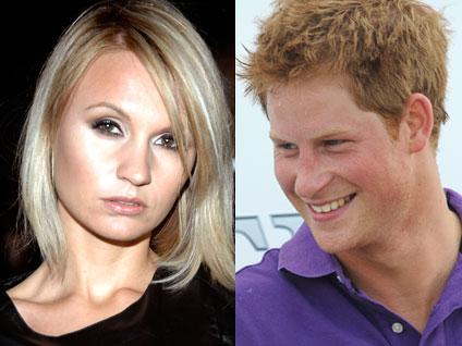 Harry dating Camilla