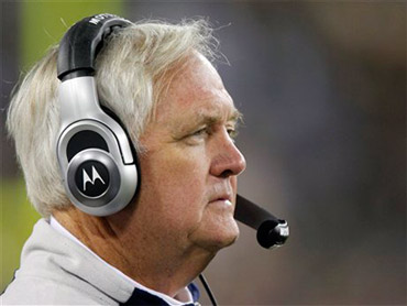 6a5e18cd78f Wade Phillips Fired by Dallas Cowboys - CBS News