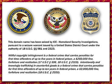 Feds Crack Down on Piracy, Counterfeit Websites - CBS News