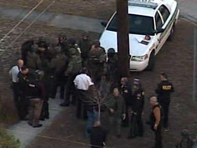 Two St  Petersburg, Florida Officers Shot, Killed