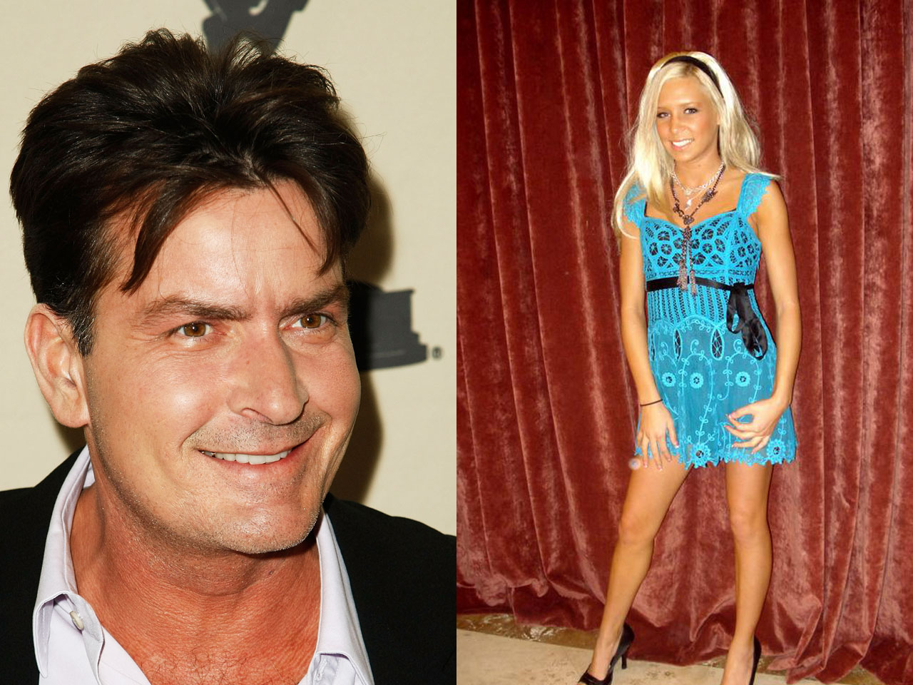 Charlie Sheen Toothless Porn Star Kacey Jordan Says What Happened