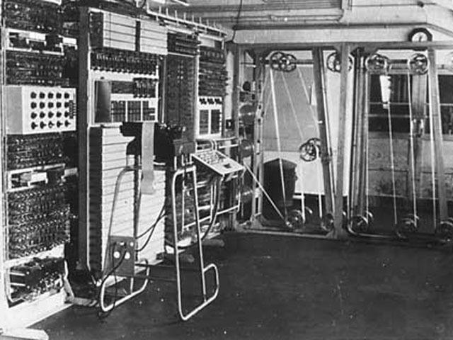 Alan Turing and the birth of modern computing - Photo 1 ...