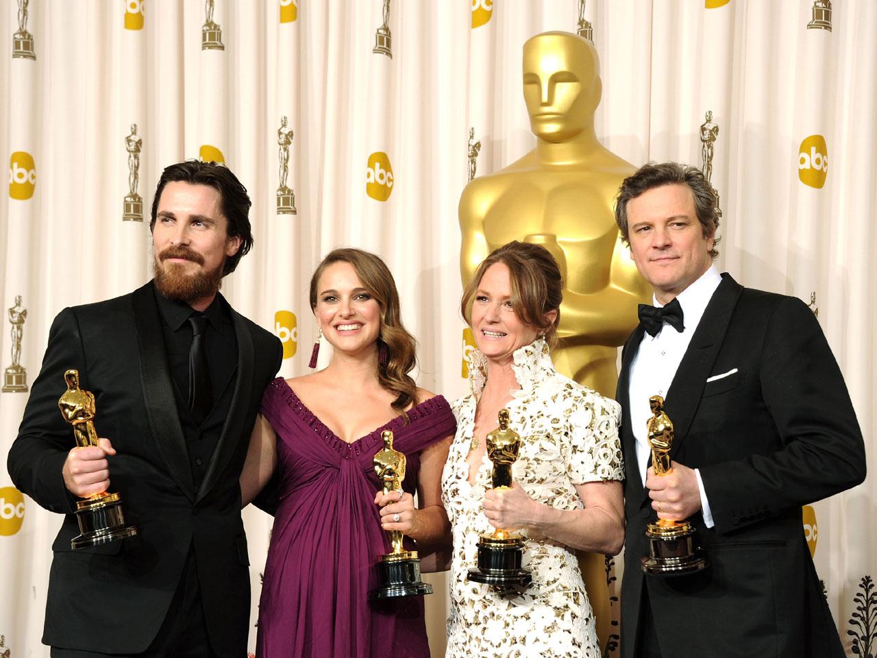 Oscar Winners 2011: The Complete List - CBS News