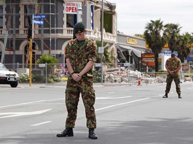 Christchurch New Zealand News: New Zealand's Christchurch Honors Quake Victims
