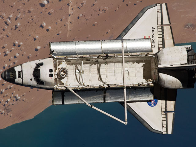 Shuttle Discovery: Nearly 27 years as NASA's workhorse - CBS News