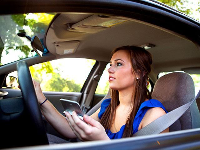 Texting While Driving >> Texting While Driving Dangerous Study Confirms How