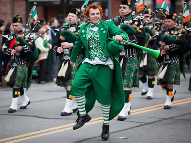 9fded45fe St. Patrick's Day: History of Leprechauns - CBS News
