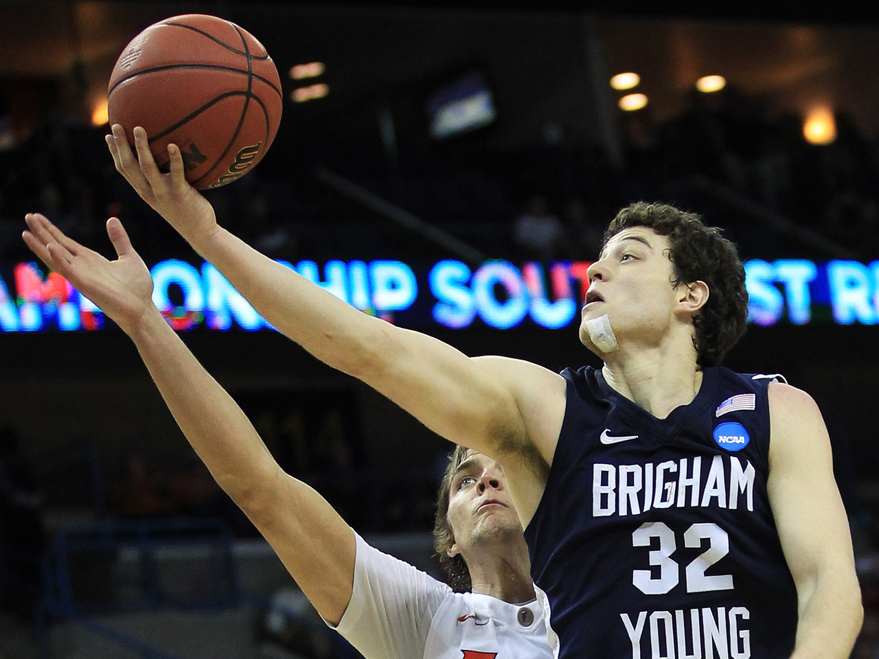 54c98ce7557 Jimmer Fredette named AP player of the year - CBS News