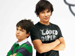Diary Of A Wimpy Kid Cast Talk Rodrick Rules Cbs News