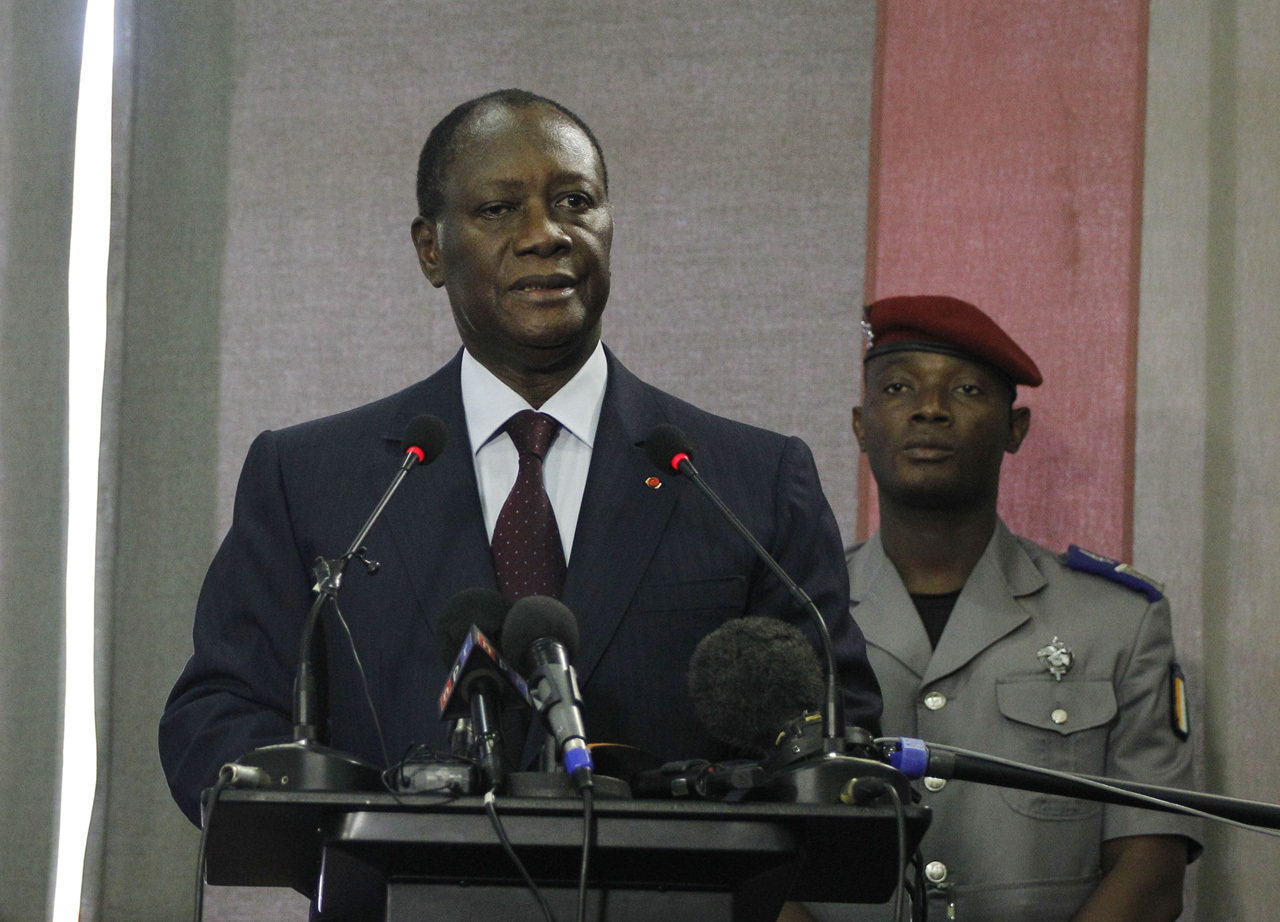 Ivory Coast leader: Gbagbo will face charges - CBS News