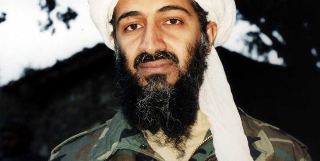 osama bin laden 9/11