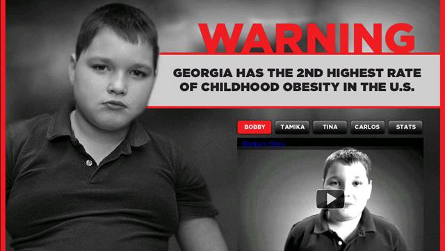 Ga Childhood Obesity Psas Spark Controversy Cbs News