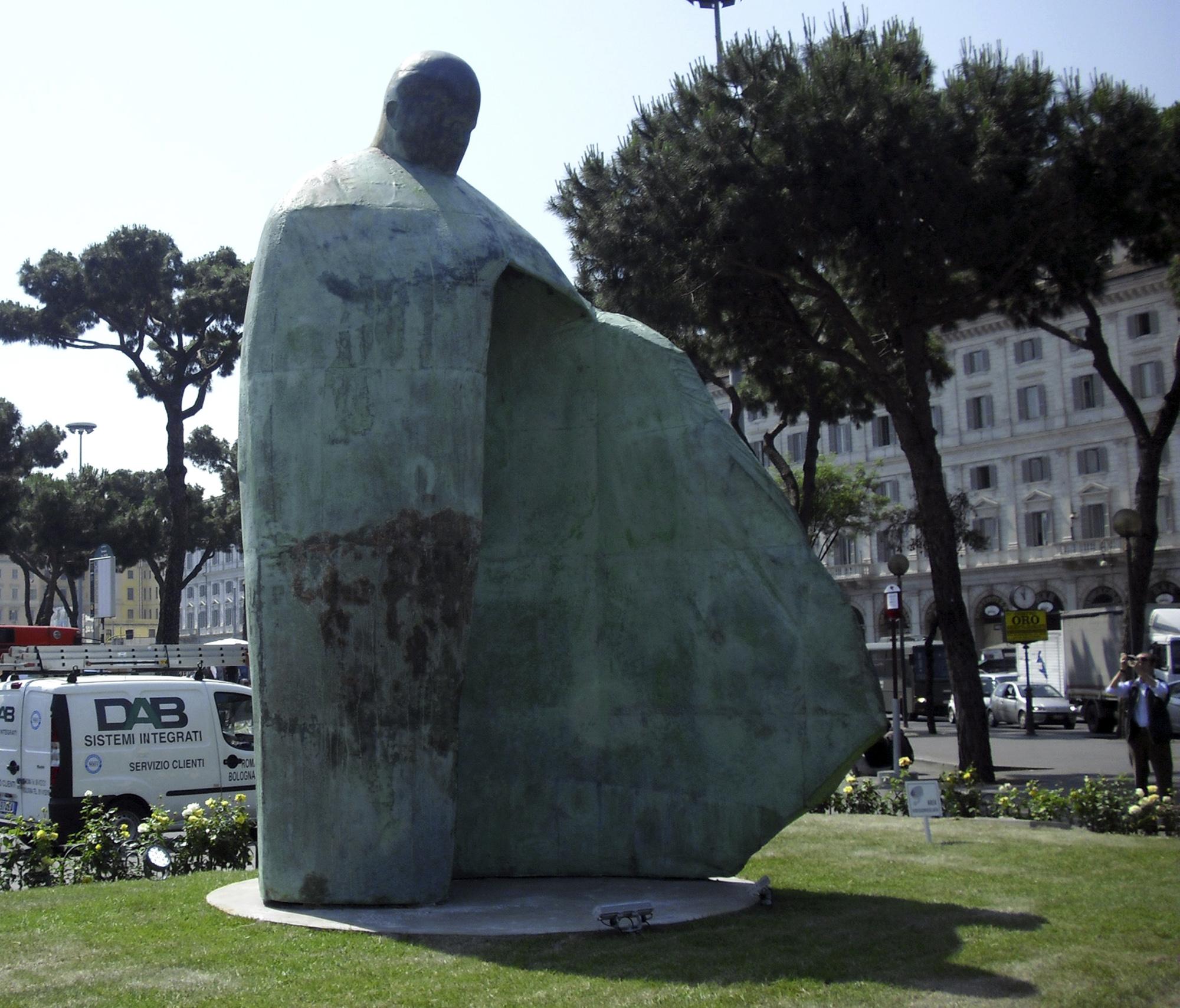 Image result for ugly sculpture