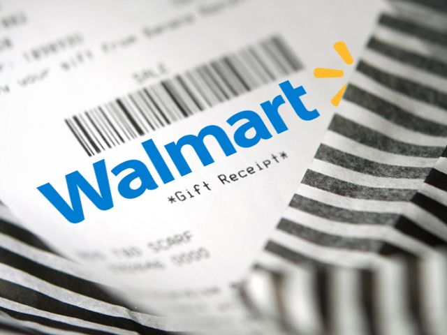Walmart shorting people on gift receipts' value? - CBS News