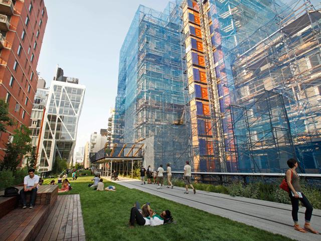 The High Line: N.Y.C.u0027s Garden In The Sky