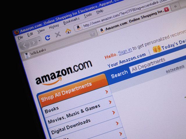 Amazon vs  Calif: Giants battle over sales taxes - CBS News